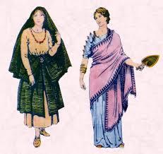 Art, Fashion & Clothing Ancient Rome | sukanyachrj